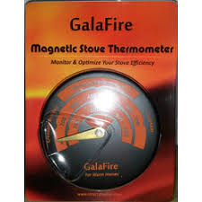 GalaFire Magnetic Stove Thermometer