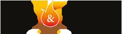 kachels en haarden hal logo