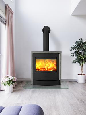 Fireplace Adamis Speksteen Houtkachel 2021