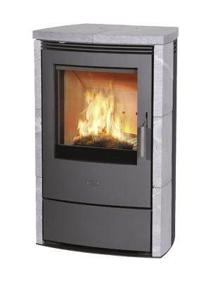 fireplace meltemi speksteen houtkachel 2021