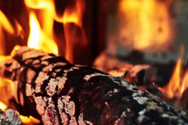 schonere verbranding houtvuur
